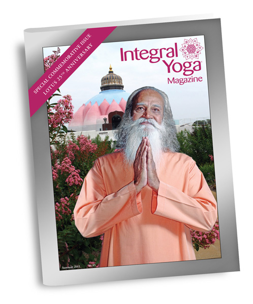 2011 Summer Integral Yoga Magazine