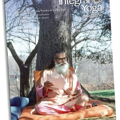 2015 Fall Integral Yoga Magazine cover