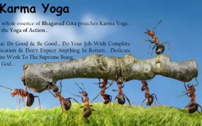 The Yogi's Karma Yoga