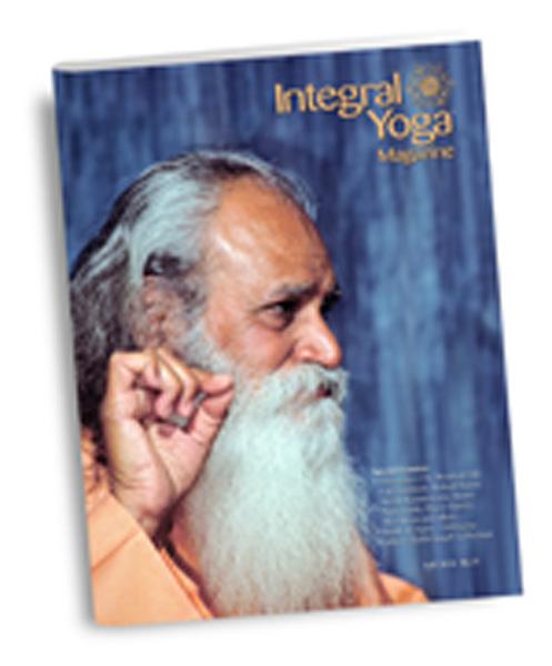 Cover of 2010 Fall Integral Yoga Magazine