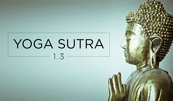 Patanjali S Words Avasthanam Sutra 1 3 The Self Abides In Its Own Nature Integral Yoga Magazine