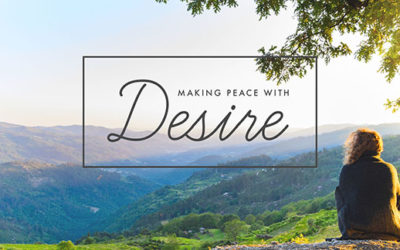 Making Peace with Desires
