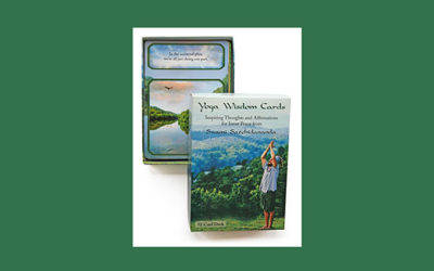 Yoga Wisdom Card Deck: Inspiring Thoughts and Affirmations for Inner Peace